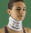 Collare cervicale rigido senza mento gibaud ortho misura 0