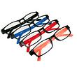 Contacta one occhiali premontati per presbiopia arancione +3,50 diottrie 1 paio