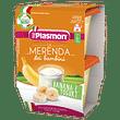 Plasmon la merenda dei bambini sapori di natura banana yogurt asettico 2 x 120 g