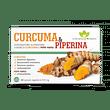 Curcuma piperina 60 capsule