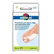Protezione master-aid per alluce valgo con separatore dita integrato 1 pezzo
