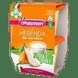 Plasmon la merenda dei bambini sapori di natura pera yogurtasettico 2 x 120 g