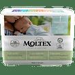 Pannolini moltex pure & nature new born 2-4 kg taglia 1 22 pezzi