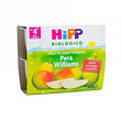 Hipp bio hipp bio frutta grattuggiata pera williams 4x100 g