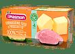 Plasmon omogeneizzato formaggio/prosciutto 80 g x 2 pezzi
