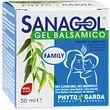 Sanagol gel balsamico senza canfora e senza mentolo